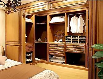 诺维家整体衣柜