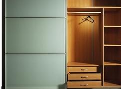 团团圆圆板材教您如何选购定制衣柜