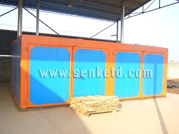 森科木材干燥设备