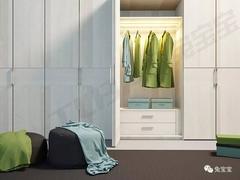 卧室衣柜,你喜欢掩门还是移门衣柜?