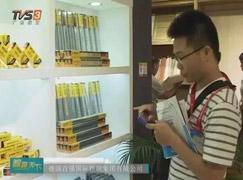 德国百强板材广州建博会接受广东电视台智赢天下栏目专访