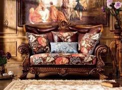 兔宝宝桃花心实木地板,延续欧洲皇室古典传奇