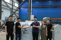 悟新机械:木芯专用四面刨,提高生产效率与质量