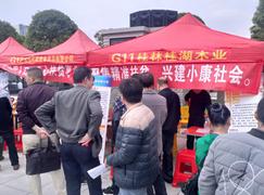 积极履行社会责任 桂湖木业助力就业扶贫