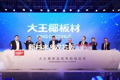 聚能·智进   大王椰2019新品战略发布会圆满成功!