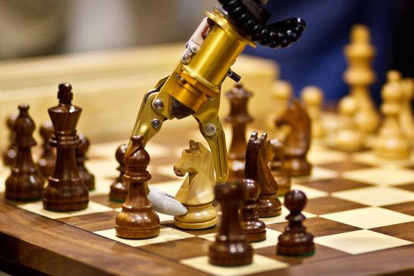 面对机器人,心中是否开始堪忧未来?