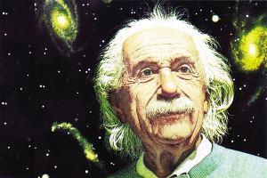 名人成功故事:爱因斯坦