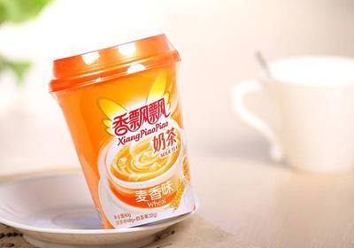 一杯奶茶一年卖24亿,因为......