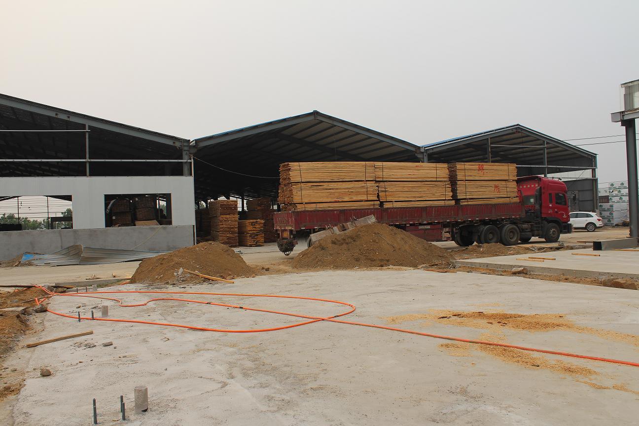 日照市咏林木材加工厂