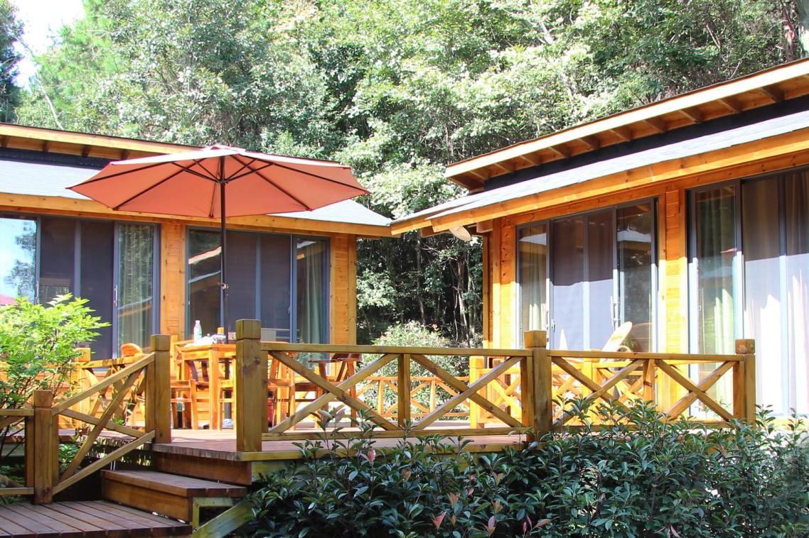 防腐木,spf,sob板批发,木屋木结构设计,木屋木结构-木