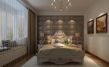 卧室床头背景墙材料如何选择?