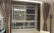 乐邦防盗窗的种类和价格介绍