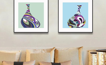 客厅装饰画风水禁忌有哪些?