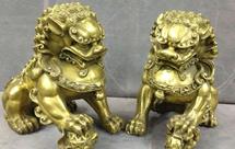 铜狮子风水作用介绍