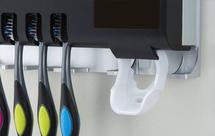 牙刷消毒器的功能特点