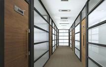 <font color=#FF0000>办公室</font>走廊怎么设计?