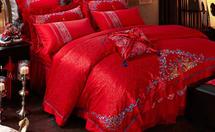 结婚床上用品十大品牌排行榜