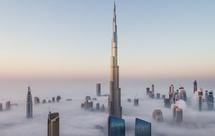 迪拜最高建筑及十大建筑