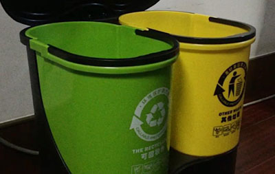 办公室垃圾桶摆放有哪些讲究