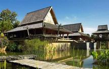 东南亚建筑风格在我们国家常见吗?