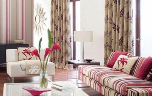 独特的家居配饰设计,打造不平凡的客厅