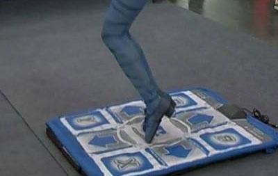 舞状元跳舞毯怎么用