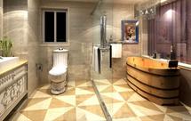 什么是受欢迎的浴室装饰理念?