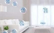 室内空气净化产品的应用范围