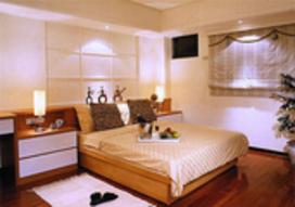 92平方米新古典二房二厅客厅装修效果图
