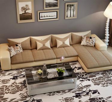 现代简约客厅装修时尚家居效果图