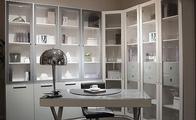 定做不同风格的玻璃<font color=#FF0000>书柜</font>