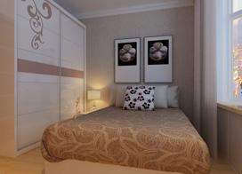 省空间妙法 16款卧室衣柜装修效果图片大全