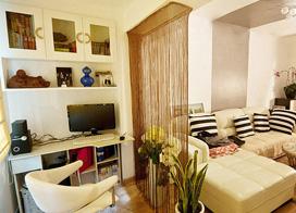 15款客厅隔出小书房设计效果图