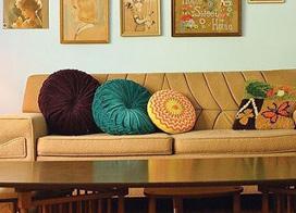 10个沙发背景墙效果图