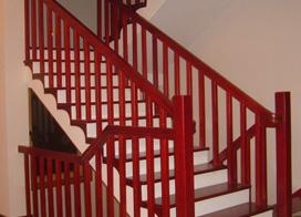 5款大气上档次的实木楼梯图片