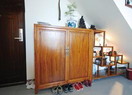 13个创意鞋柜设计效果图  小小角落大用处