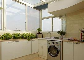 6款阳台厨房装修效果图