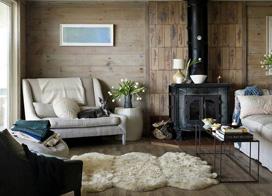 美式乡村风格三居室家居设计图赏