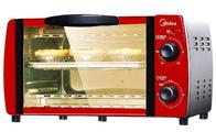 美的电烤箱怎么用  美的电烤箱使用注意事项