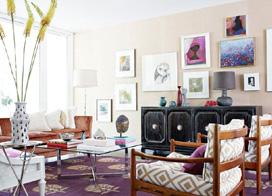 典雅大气,19款欧式客厅装修效果图