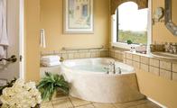 不同形状的浴缸的尺寸介绍