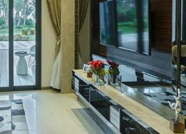 商务公寓40平米小户型装修效果图