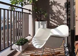 10个阳台花园设计图片展示