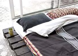 8款卧室板式床案例展示,简洁生活造出来