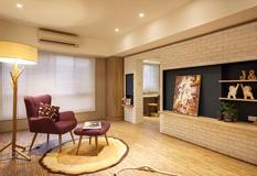 100平米北欧家居户型风格图片展示
