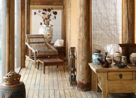 现代田园风格家具图片案例赏析