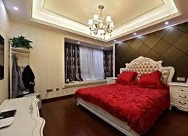 16款接地气婚房卧室装修效果图