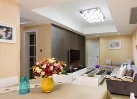 85平米两房一厅装修案例