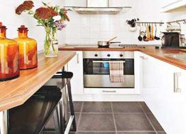 不一样的厨房,10款开放式厨房装修图片大全