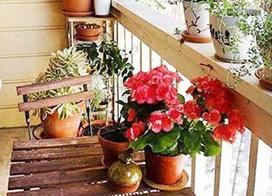 10款阳台花园装修效果图